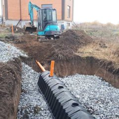 Системи автономної каналізації для котеджів та дач