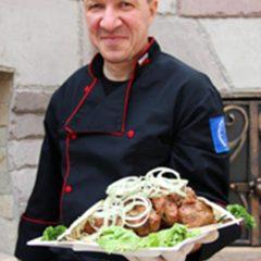 Шеф-кухар шукає роботу