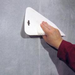 Поклейка склополотна на стіни