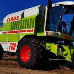 "Продам комбайн ""Claas Mega 208 II"""