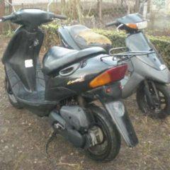 Скутер Suzuki 2 штуки