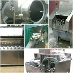 Оборудование для мясоперерабатывающих комплексов