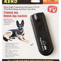 Ультразвуковой отпугиватель собак DRIVE DOG TJ- 3008