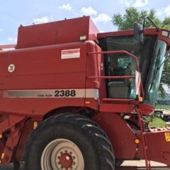 Комбайн Case IH 2388 2002г.в мощн.двиг. 315л.с наработка 2300