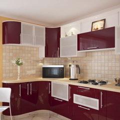 Кухня під замовлення Кольорова