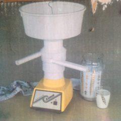 Сепаратор молочний