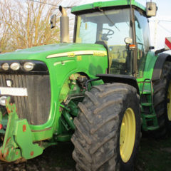 Трактор John Deere 8520 Powershift 2005 г/в