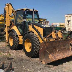 Экскаватор-погрузчик Caterpillar 434Е 2012 р.в.