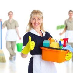 Вакансія агентства: прибиральниця в клінінгову компанію