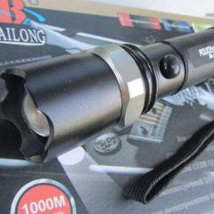 Тактический фонарик BL-8626 99000W,100000W Оригинал