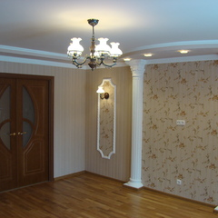 Ремонт квартир: облицювання, сантехніка, електрика