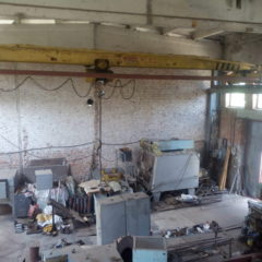 """Окрема частина цеху по вул.Курчатова, 6 (територія заводу """"Нева"""")"""