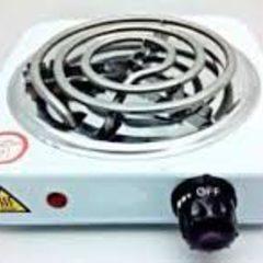 Електроплита однокамфорная
